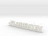 FLORENTIN Keychain Lucky 3d printed