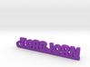 TORBJORN Keychain Lucky 3d printed
