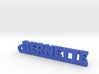 BERNETTE Keychain Lucky 3d printed