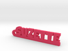 SUZETTE Keychain Lucky 3d printed