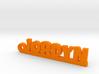 JORDYN Keychain Lucky 3d printed