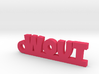 WOUT Keychain Lucky 3d printed