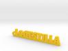 LOGESTILLA Keychain Lucky 3d printed