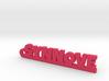 SYNNOVE Keychain Lucky 3d printed