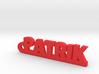 PATRIK Keychain Lucky 3d printed