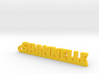 SHANNELLE Keychain Lucky 3d printed