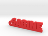 SABINE Keychain Lucky 3d printed