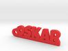 OSKAR Keychain Lucky 3d printed