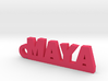 MAYA Keychain Lucky 3d printed