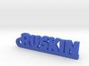 RUSKIN Keychain Lucky 3d printed