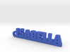 ISABELLA Keychain Lucky 3d printed