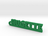 HUGETTE Keychain Lucky 3d printed