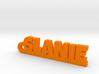 SLANIE Keychain Lucky 3d printed