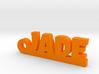 JADE Keychain Lucky 3d printed