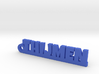 THIJMEN Keychain Lucky 3d printed