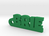 BRIE Keychain Lucky 3d printed
