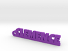 CLEMENCE Keychain Lucky 3d printed