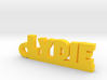 LYDIE Keychain Lucky 3d printed
