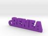 RENEA Keychain Lucky 3d printed
