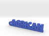 AGRICAN Keychain Lucky 3d printed