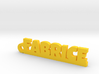 FABRICE Keychain Lucky 3d printed
