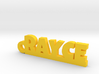 RAYCE Keychain Lucky 3d printed
