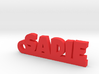 SADIE Keychain Lucky 3d printed