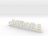 AURORA Keychain Lucky 3d printed