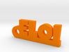 ELOI Keychain Lucky 3d printed