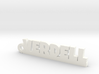 VERDELL Keychain Lucky 3d printed
