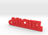 MICHEL Keychain Lucky 3d printed