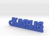KARLIS Keychain Lucky 3d printed