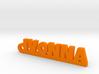 IVONNA Keychain Lucky 3d printed