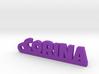CORINA Keychain Lucky 3d printed
