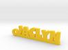 JACLYN Keychain Lucky 3d printed