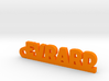 EVRARD Keychain Lucky 3d printed
