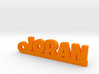 JORAN Keychain Lucky 3d printed