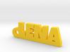LENA Keychain Lucky 3d printed