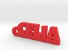 CELIA Keychain Lucky 3d printed