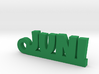 JUNI Keychain Lucky 3d printed