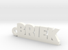 BRIEK Keychain Lucky 3d printed