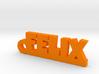 FELIX Keychain Lucky 3d printed