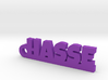 HASSE Keychain Lucky 3d printed