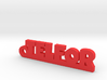 TELFOR Keychain Lucky 3d printed