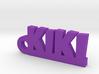 KIKI Keychain Lucky 3d printed