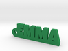 EMMA Keychain Lucky 3d printed