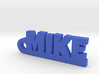 MIKE Keychain Lucky 3d printed