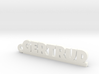 GERTRUD Keychain Lucky 3d printed