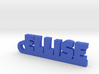 ELLISE Keychain Lucky 3d printed