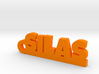 SILAS Keychain Lucky 3d printed